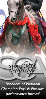 Stone Creek Arabians